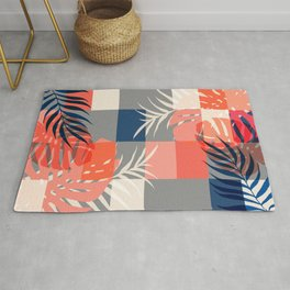 Tropical Puzzle #society6 #decor #buyart Rug