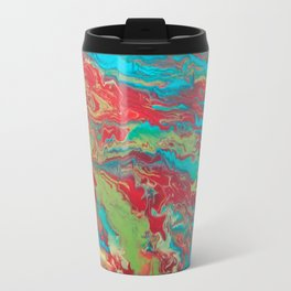 Psychedelic Collection Travel Mug