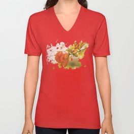 Nature Persists Unisex V-Neck