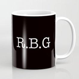 RBG - Ruth Bader Ginsburg Coffee Mug