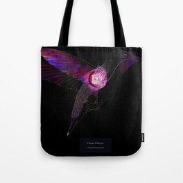 Calypte Chargere Tote Bag