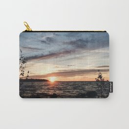 Sunset at Awenda Carry-All Pouch