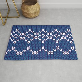 Scandinavian pattern Rug