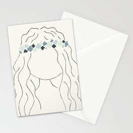 Janis with love Stationery Cards