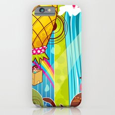 The Great Pineapple Race iPhone 6s Slim Case