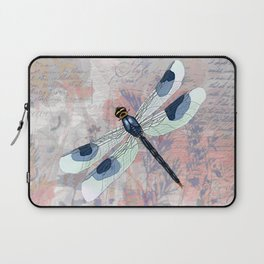 Summer Dragonfly Laptop Sleeve