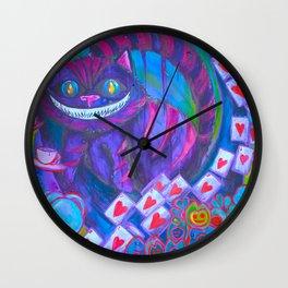 Hello Alice! Wall Clock