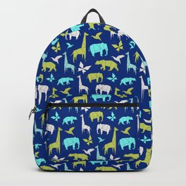 Origami Jungle Backpack