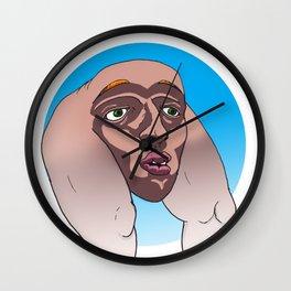 Bipedal Sweetheart Wall Clock