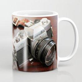 Vintage Minolta Camera Coffee Mug