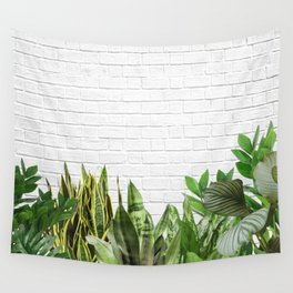 Plants Life Wall Tapestry