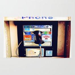 Payphone Rug