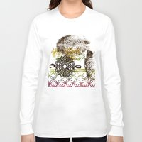 arab Long Sleeve T-shirts featuring Patterned to Win by Bestree Art Designs