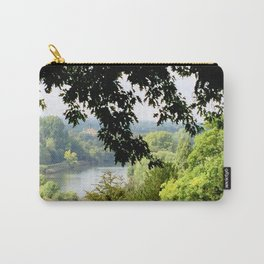 Richmond-upon-Thames river view Carry-All Pouch
