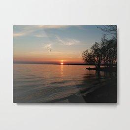 North Bay Sunset Metal Print