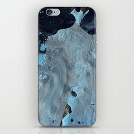 Our only state is flux iPhone Skin