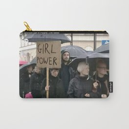 News#3 - Poland Protests against abortion-ban Carry-All Pouch