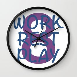 8 hours Wall Clock