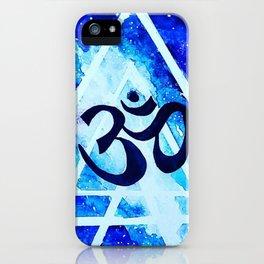 Om universe iPhone Case
