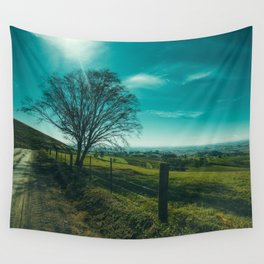 The Walk Home Wall Tapestry