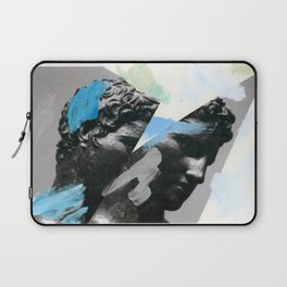 Untitled (Painted Composition 1) Laptop Sleeve