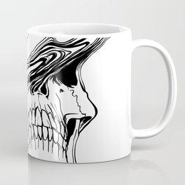 Skull (Liquify) Coffee Mug