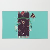 play Area & Throw Rugs featuring Play! by Hector Mansilla
