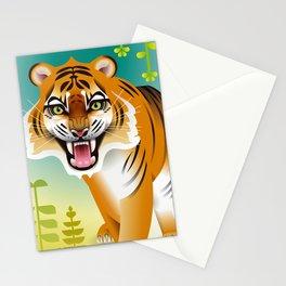Royal Bengal Tiger [Panthera Tigris Tigris] Stationery Cards