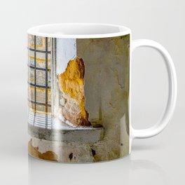 Behind Steel Bars Coffee Mug