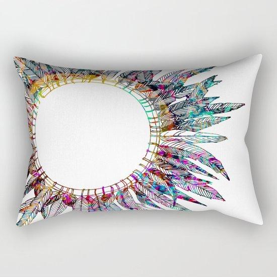 Dreams Escape Before I Wake Rectangular Pillow