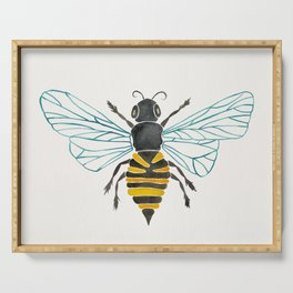 Honey Bee Serving Tray