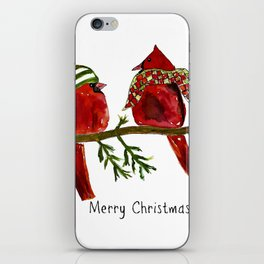 Baby, It's Cold Outside  iPhone Skin