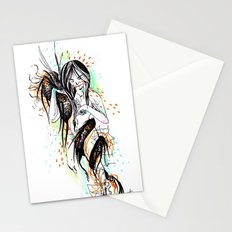 The Dragon Virgo Stationery Cards