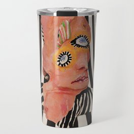 Melophobia Travel Mug
