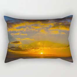 Hythe Sunset Rectangular Pillow