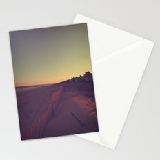 Sunset on the Jersey Shore Stationery Cards