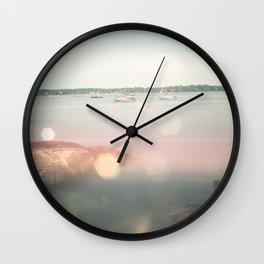 Salem Harbor Wall Clock