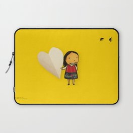 Share your Heart Laptop Sleeve