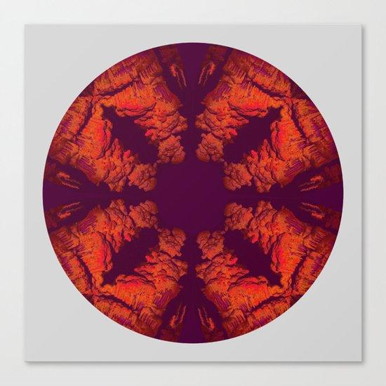 Mandala X Canvas Print