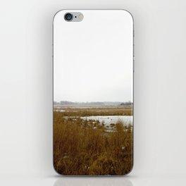 The Salt Marsh iPhone Skin