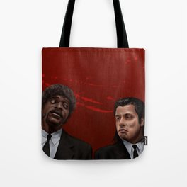 Jules & Vincent Tote Bag