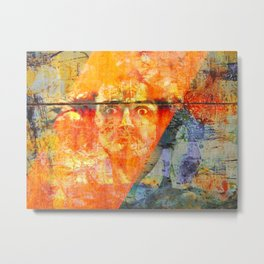 Gustave Courbet Metal Print