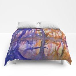 First Sun Rays Comforters