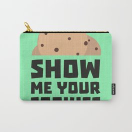 Show me your Cookies Bnwm6 Carry-All Pouch