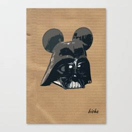 DarkMike Canvas Print