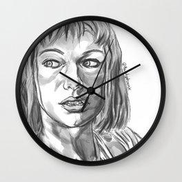 Multipass Wall Clock