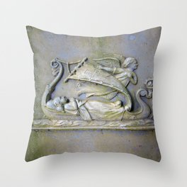 The River Styx  Throw Pillow