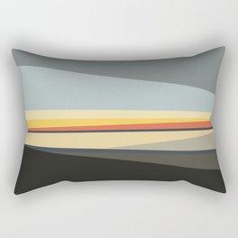 Evening Santa Monica Rectangular Pillow