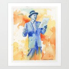 Frank S Art Print