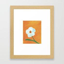 Forget Me Not 1 Framed Art Print